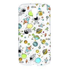 Space Pattern Samsung Galaxy S4 I9500/i9505 Hardshell Case
