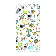 Space Pattern Samsung Galaxy S4 I9500/i9505  Hardshell Back Case