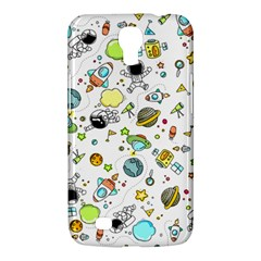 Space Pattern Samsung Galaxy Mega 6 3  I9200 Hardshell Case