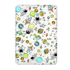 Space Pattern Samsung Galaxy Tab 2 (10 1 ) P5100 Hardshell Case