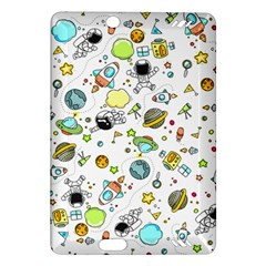 Space Pattern Amazon Kindle Fire Hd (2013) Hardshell Case