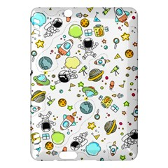 Space Pattern Kindle Fire Hdx Hardshell Case