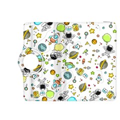 Space Pattern Kindle Fire Hdx 8 9  Flip 360 Case