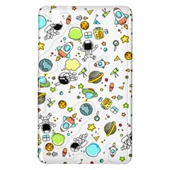 Space Pattern Samsung Galaxy Tab Pro 8 4 Hardshell Case