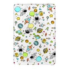 Space Pattern Samsung Galaxy Tab Pro 12 2 Hardshell Case by Valentinaart