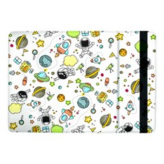 Space Pattern Samsung Galaxy Tab Pro 10 1  Flip Case