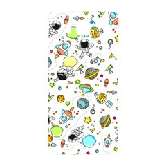 Space Pattern Samsung Galaxy Alpha Hardshell Back Case