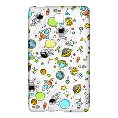 Space Pattern Samsung Galaxy Tab 4 (7 ) Hardshell Case