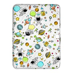 Space Pattern Samsung Galaxy Tab 4 (10 1 ) Hardshell Case