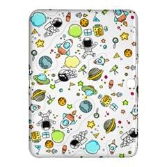 Space Pattern Samsung Galaxy Tab 4 (10 1 ) Hardshell Case