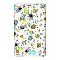 Space Pattern Samsung Galaxy Tab S (8 4 ) Hardshell Case