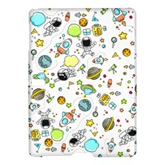 Space Pattern Samsung Galaxy Tab S (10 5 ) Hardshell Case