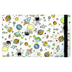 Space Pattern Apple Ipad Pro 9 7   Flip Case