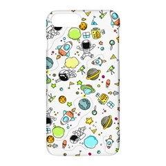 Space Pattern Apple Iphone 7 Plus Hardshell Case