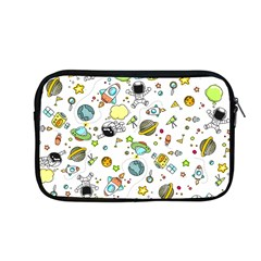 Space Pattern Apple Macbook Pro 13  Zipper Case