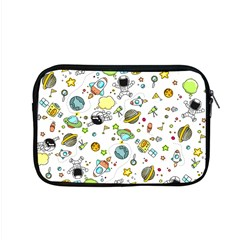 Space Pattern Apple Macbook Pro 15  Zipper Case