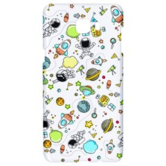 Space Pattern Samsung C9 Pro Hardshell Case