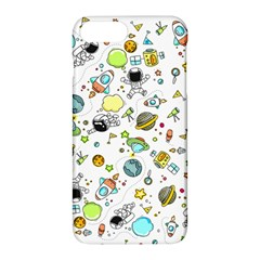 Space Pattern Apple Iphone 8 Plus Hardshell Case