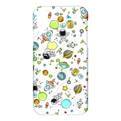 Space Pattern Apple Iphone X Hardshell Case