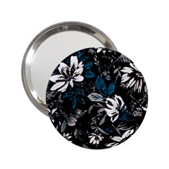 Floral Pattern 2 25  Handbag Mirrors