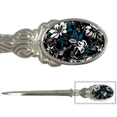 Floral Pattern Letter Openers