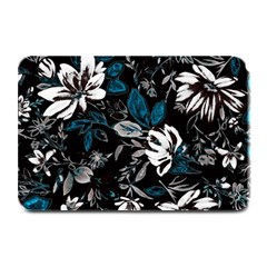 Floral Pattern Plate Mats