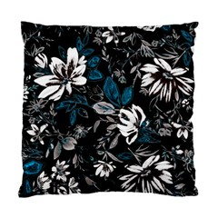 Floral Pattern Standard Cushion Case (one Side)
