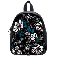 Floral Pattern School Bag (small)