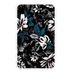 Floral Pattern Memory Card Reader