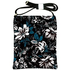 Floral Pattern Shoulder Sling Bags