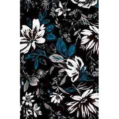 Floral Pattern 5 5  X 8 5  Notebooks
