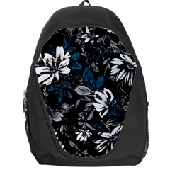 Floral Pattern Backpack Bag