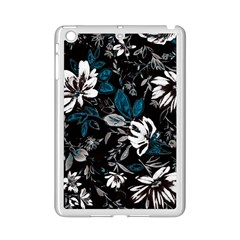 Floral Pattern Ipad Mini 2 Enamel Coated Cases