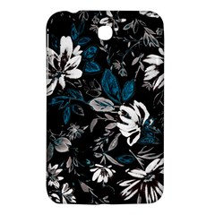 Floral Pattern Samsung Galaxy Tab 3 (7 ) P3200 Hardshell Case