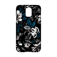 Floral Pattern Samsung Galaxy S5 Hardshell Case