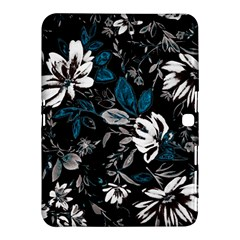 Floral Pattern Samsung Galaxy Tab 4 (10 1 ) Hardshell Case