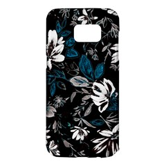 Floral Pattern Samsung Galaxy S7 Edge Hardshell Case