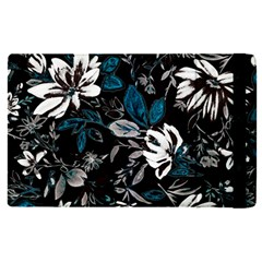 Floral Pattern Apple Ipad Pro 12 9   Flip Case