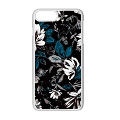 Floral Pattern Apple Iphone 7 Plus Seamless Case (white)
