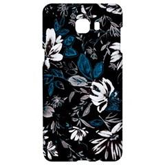 Floral Pattern Samsung C9 Pro Hardshell Case