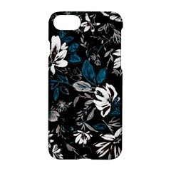 Floral Pattern Apple Iphone 8 Hardshell Case