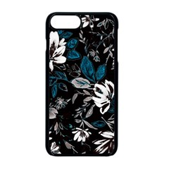 Floral Pattern Apple Iphone 8 Plus Seamless Case (black)