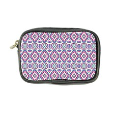 Colorful Folk Pattern Coin Purse