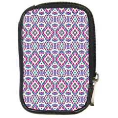 Colorful Folk Pattern Compact Camera Cases