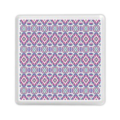 Colorful Folk Pattern Memory Card Reader (square)