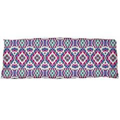 Colorful Folk Pattern Body Pillow Case Dakimakura (two Sides)
