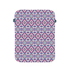 Colorful Folk Pattern Apple Ipad 2/3/4 Protective Soft Cases