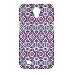 Colorful Folk Pattern Samsung Galaxy Mega 6 3  I9200 Hardshell Case by dflcprints