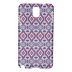 Colorful Folk Pattern Samsung Galaxy Note 3 N9005 Hardshell Case