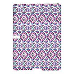 Colorful Folk Pattern Samsung Galaxy Tab S (10 5 ) Hardshell Case